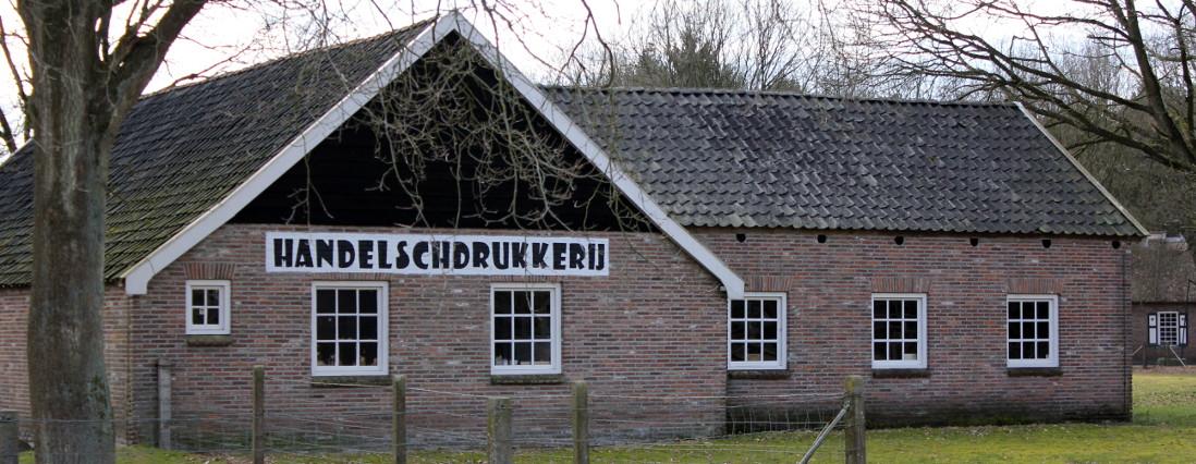 Historische drukkerij en grafisch atelier