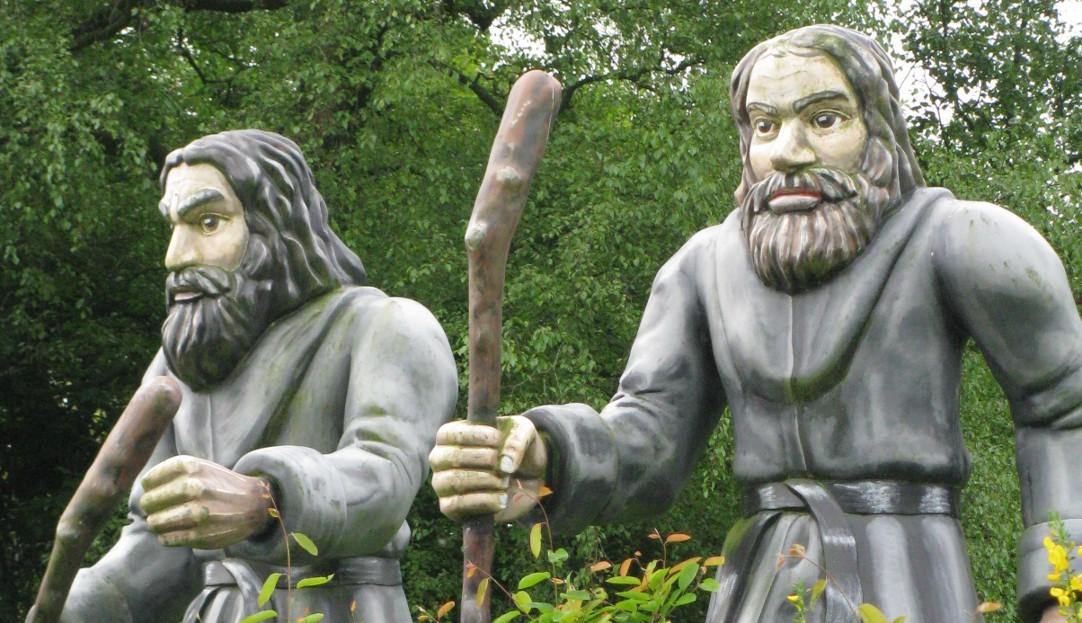 De legende van Ellert en Brammert